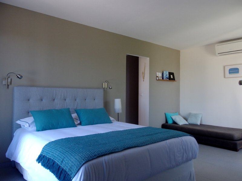 chambre d'hôte avec terrasse calcatoggio au Ruone