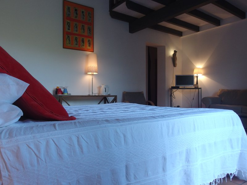 chambre d'hôte sari d'orcino au Ruone