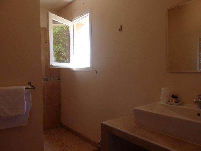 salle de bain calcatoggio